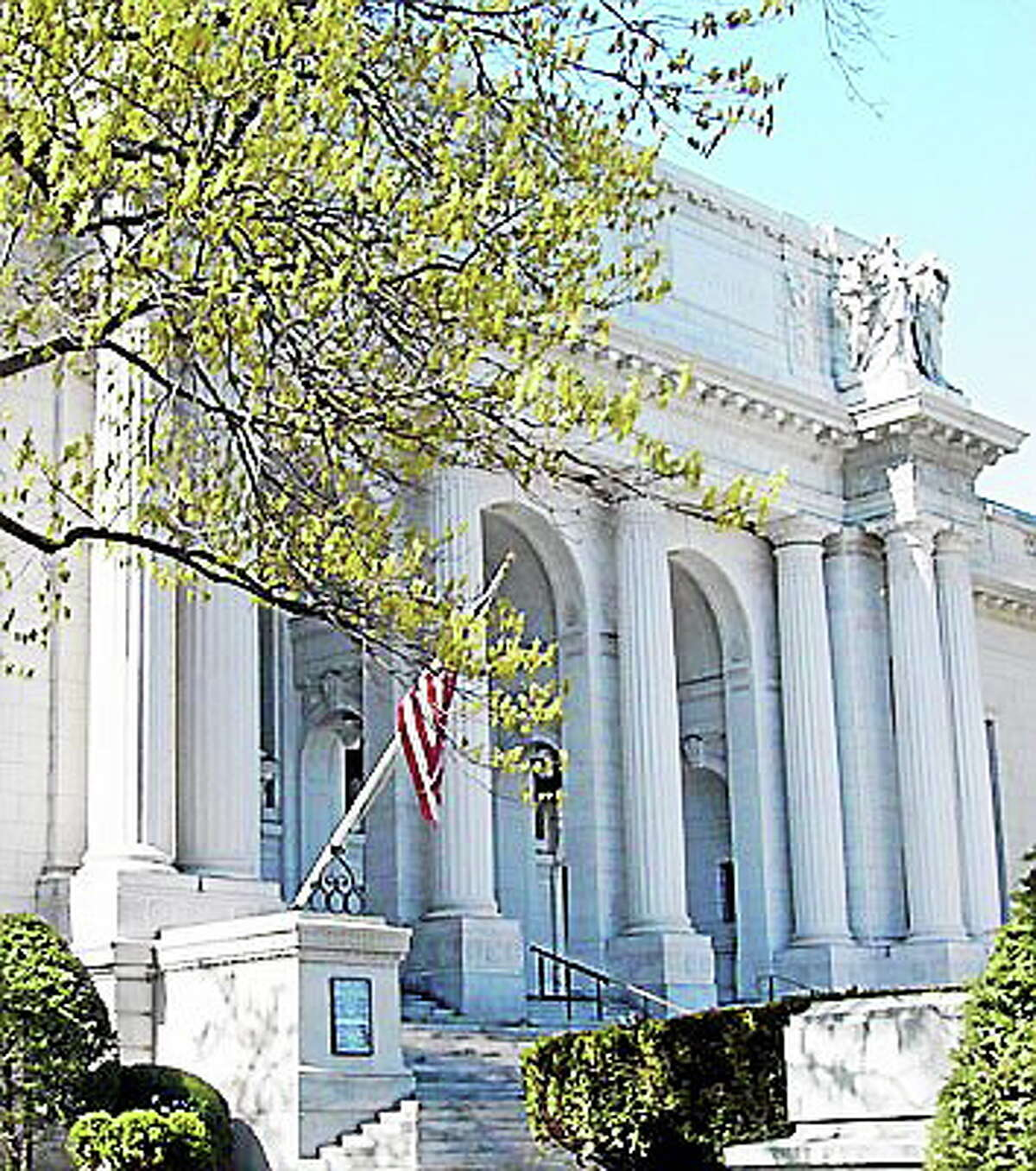 File photo ¬ Connecticut Supreme Court