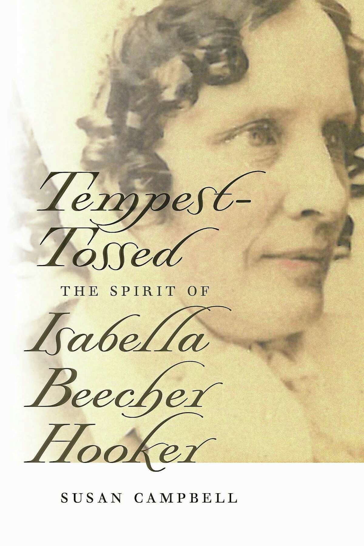 The Haddam Historical Society is hosting an author talk July 27 with Susan Campbell, who wrote ìTempest Tossed,î a biography of Harriet Beecher Stoweís half-sister.