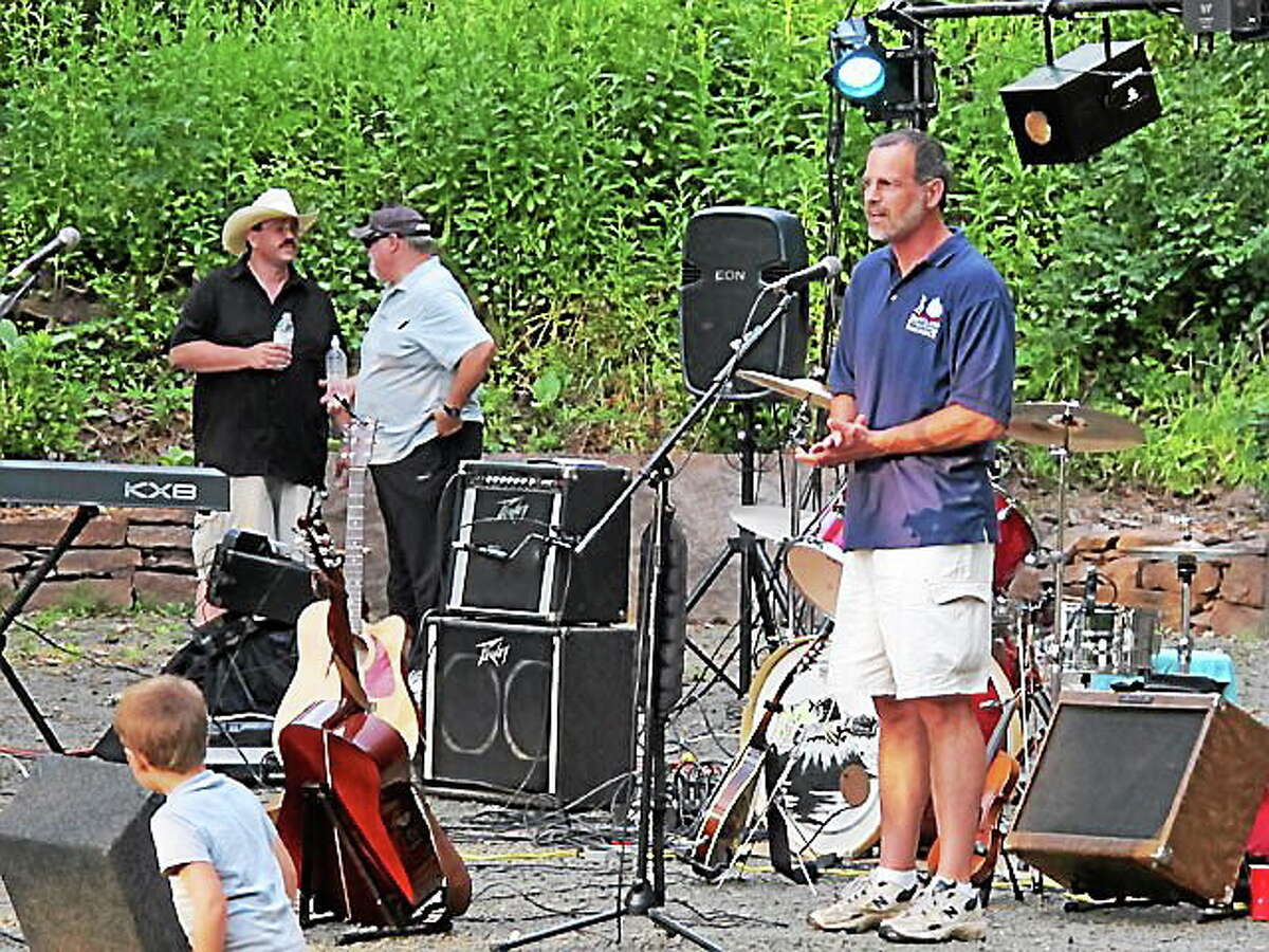 The Great Hill Mountain Band leads off Portland's riverfront concert series.