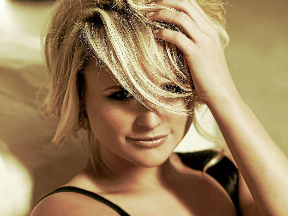 Contributed photo Miranda Lambert will give a concert at Mohegan Sun in April.