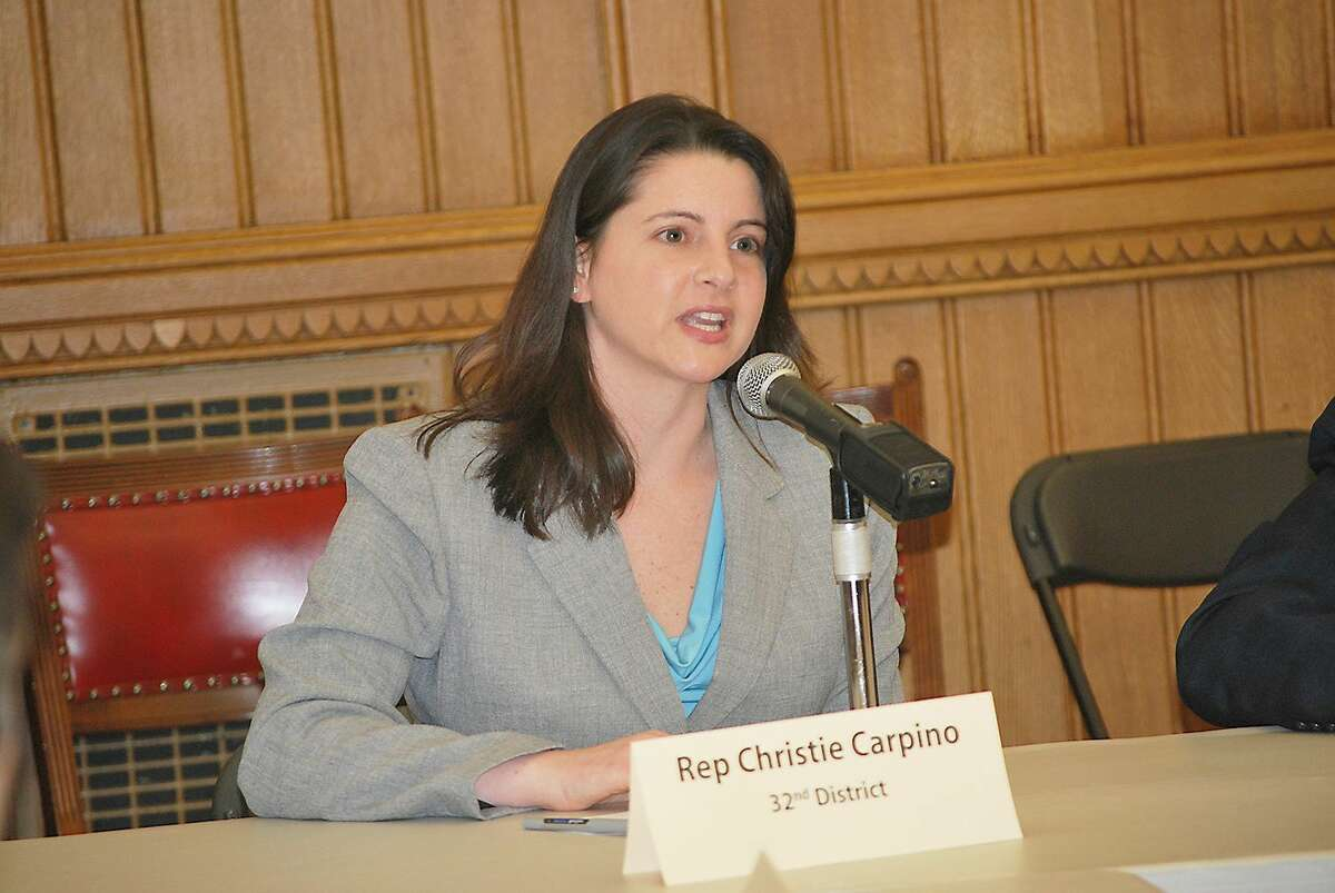 State Rep. Christie Carpino, R-32, has been appointed to serve on the legislature's newly re-constituted Municipal Opportunities & Regional Efficiencies Commission.