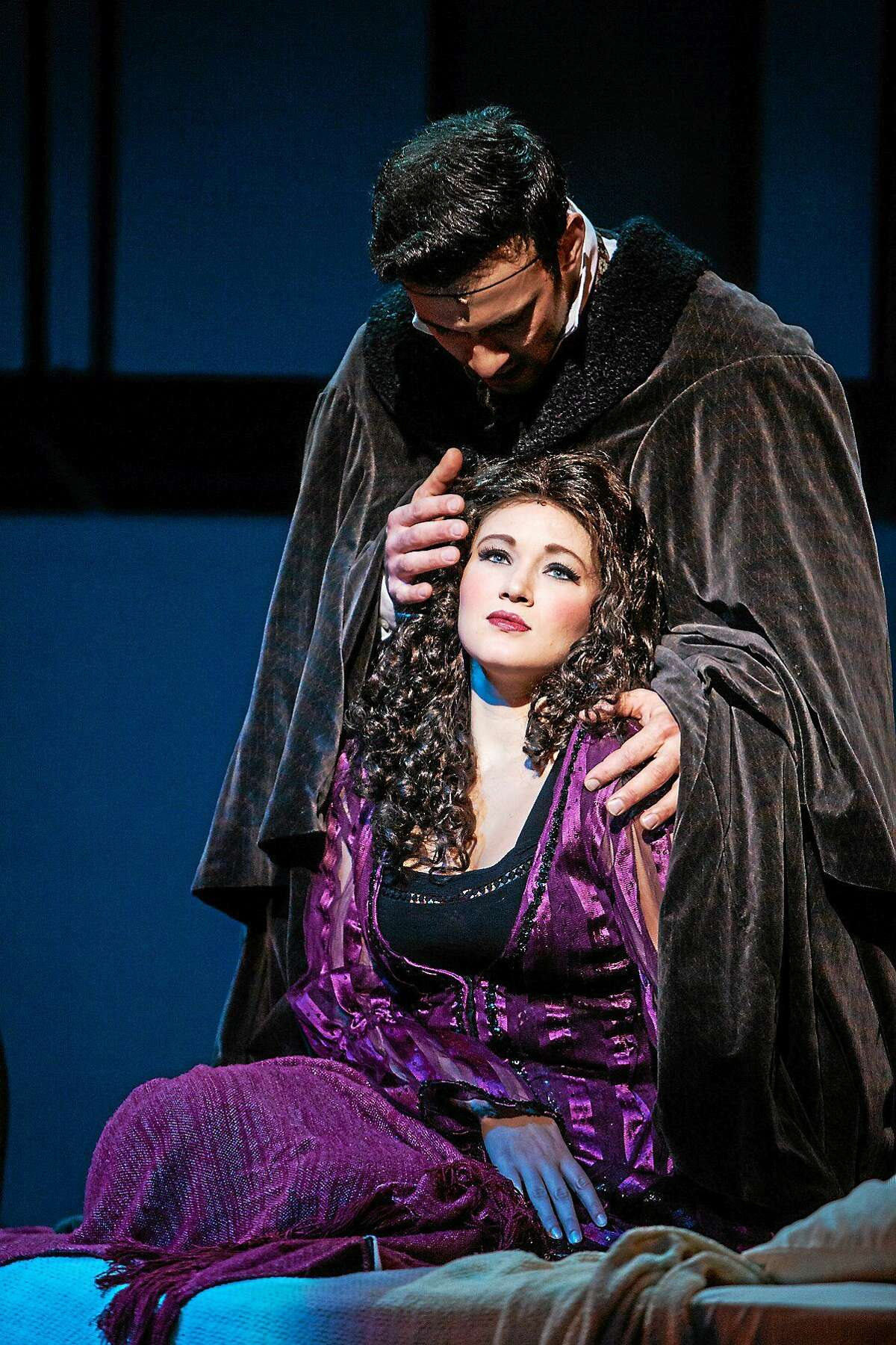 """Photos courtesy of the Waterbury Palace Theater The Broadway hit """"Jekyll and Hyde"""" is taking the stage at the Waterbury Palace Theater."""