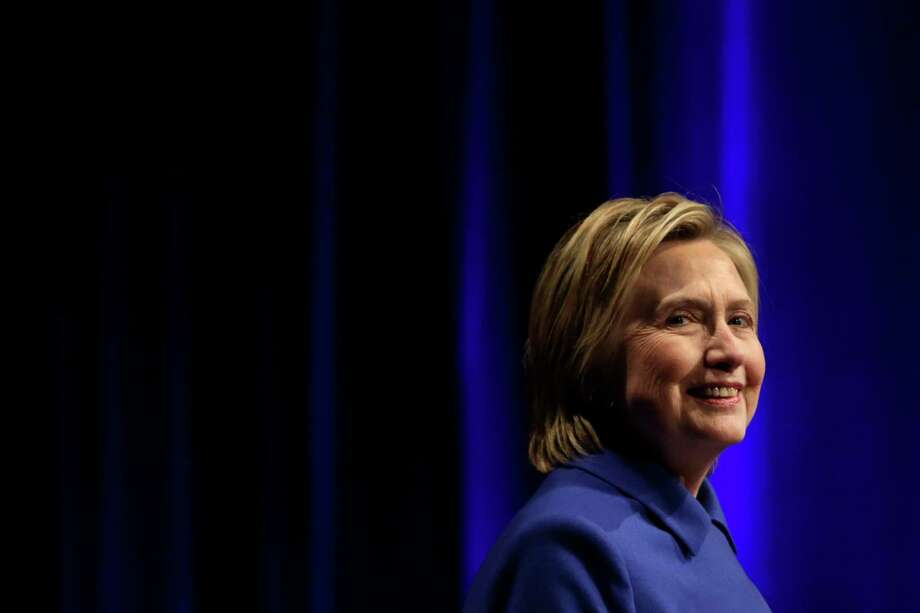 >>>See Hillary Clinton through the years.  Photo: YURI GRIPAS, Contributor / AFP or licensors