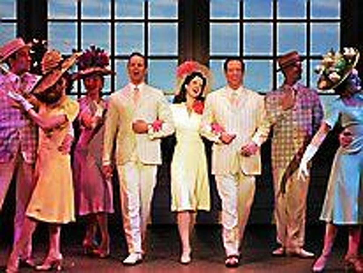 """Photo courtesy of Goodspeed Musicals """"Holiday Inn"""" continues at Goodspeed Musicals this month."""