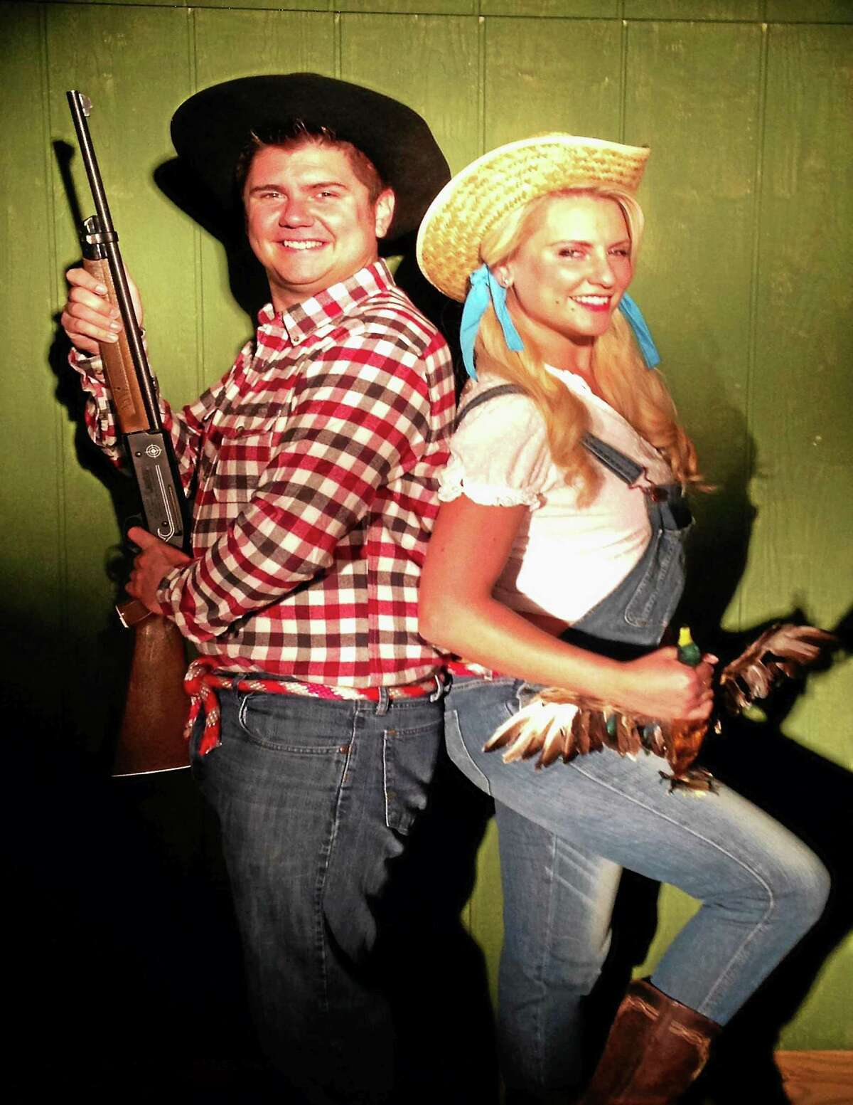"""Submitted photo The Connecticut Cabaret Theatre continues its performances of """"The Beverly Hillbillies"""" at the theater in Berlin."""