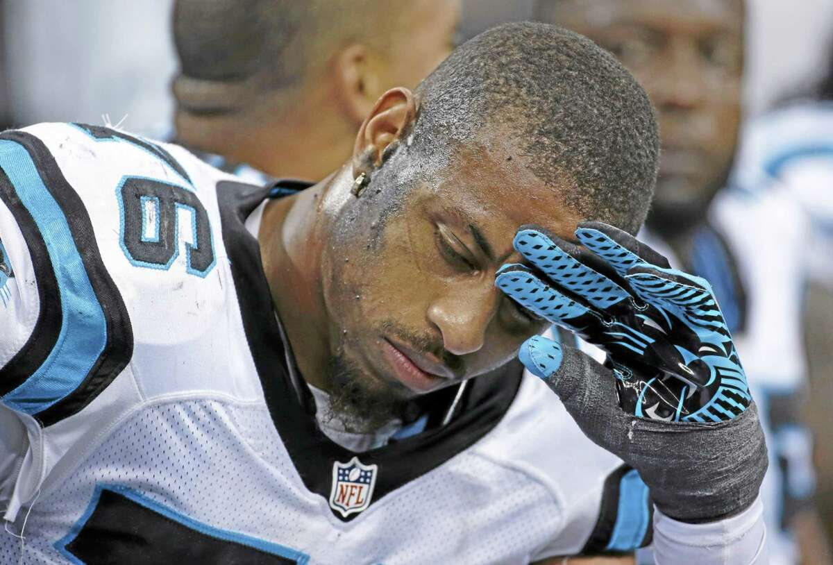 Carolina Panthers defensive end Greg Hardy's trial has been moved to 2015.