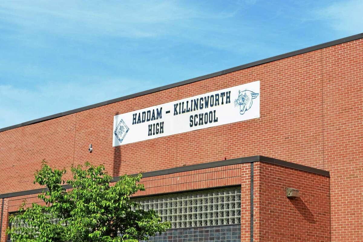 Haddam-Killingworth High School.