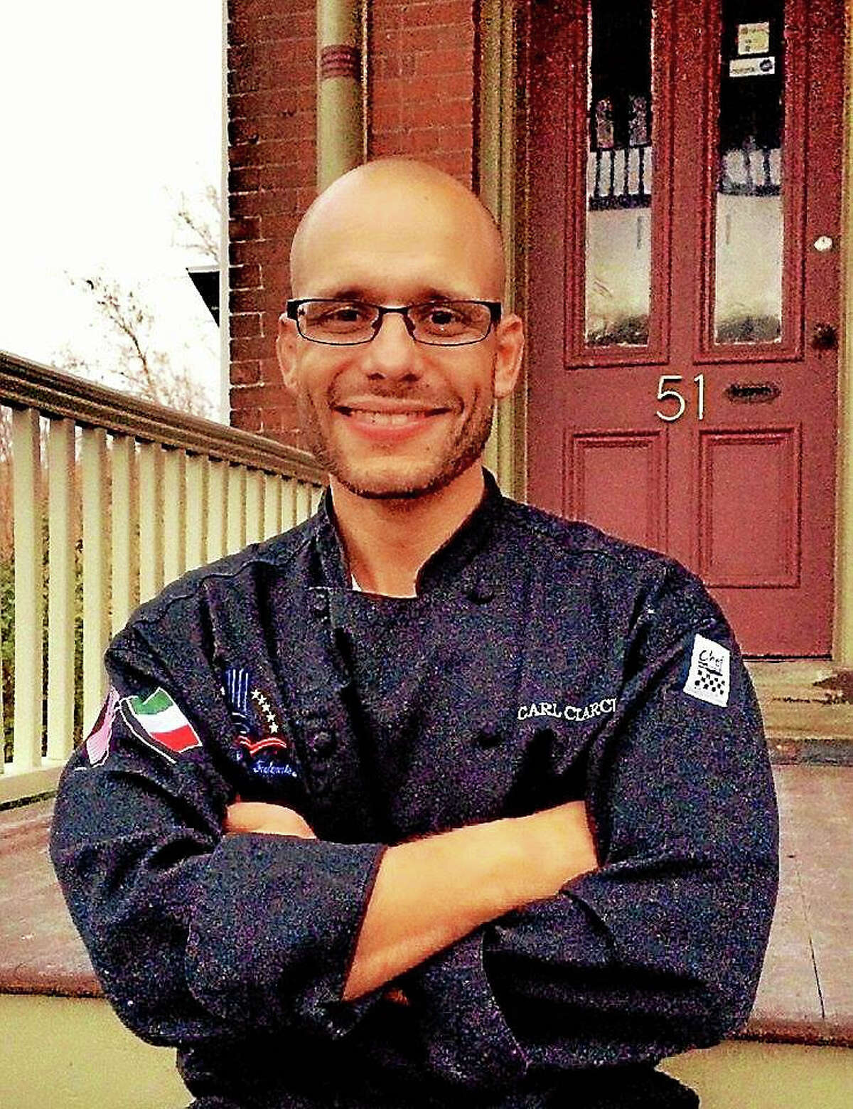Chef Carl Ciarcia III is transforming a portion of the former jailhouse which faces Warwick Street into a restaurant with a Victorian-style interior and Italian-inspired dishes from many regions. Future plans include renovations to the basement, where a wine bar will be featured in a space called The Cellar, which will offer wines, cheeses and a charcuterie.