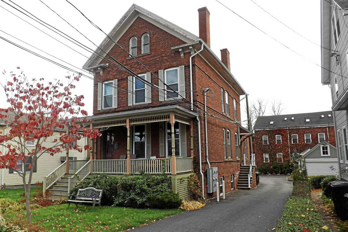 Bread & Water fine dining will soon open its doors in Middletown's historic former Pamecha Jail. At the rear of the property is the Alms House.
