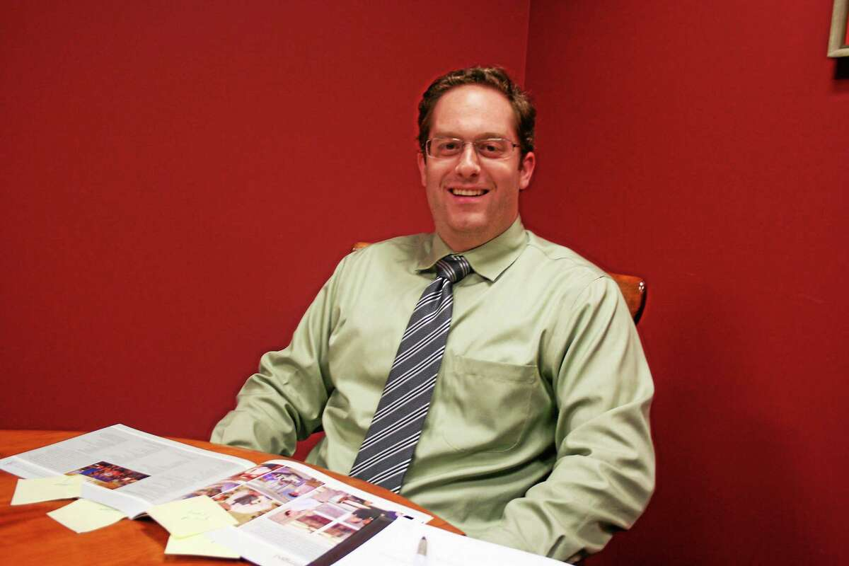 Xavier High School in Middletown welcomes Nicholas Grasso as the new director of admissions.