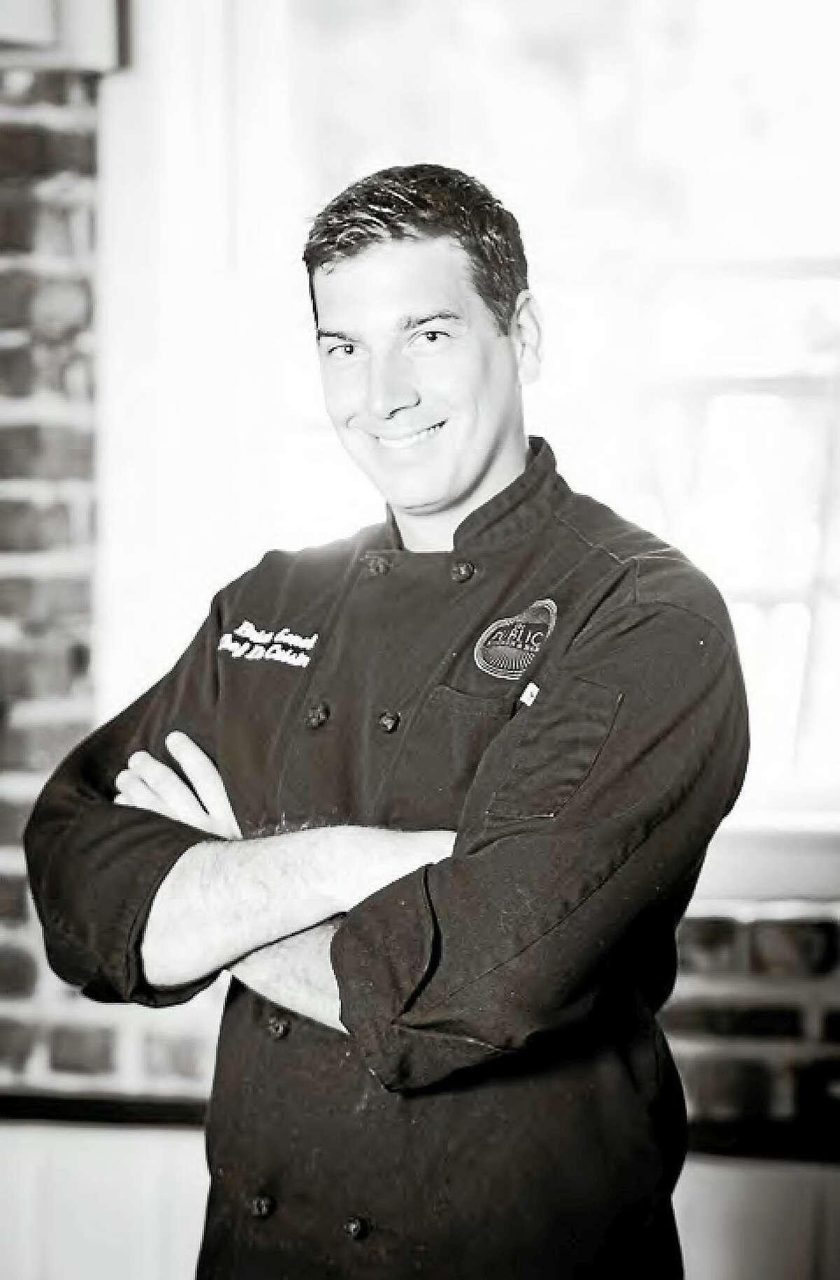 Chef de Cuisine Brian Gonet