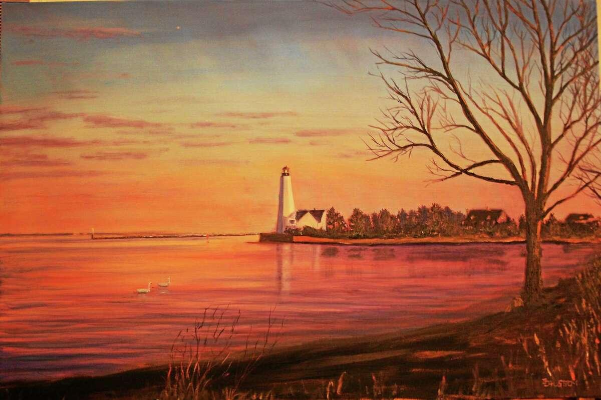 """Lynde Lighthouse"" by Daniel Dahlstrom."
