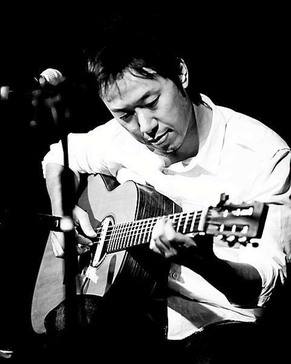 """Contributed photos HYPERLINK """"http://nilssonstudio.com""""Leif Nilsson Spring Street Studio and Gallery presents its next Concert in the Garden Sunday, March 8, 4-6 p.m., with guitarist Hiroya Tsukamoto and opening music by Erik Simon Vuoritie."""
