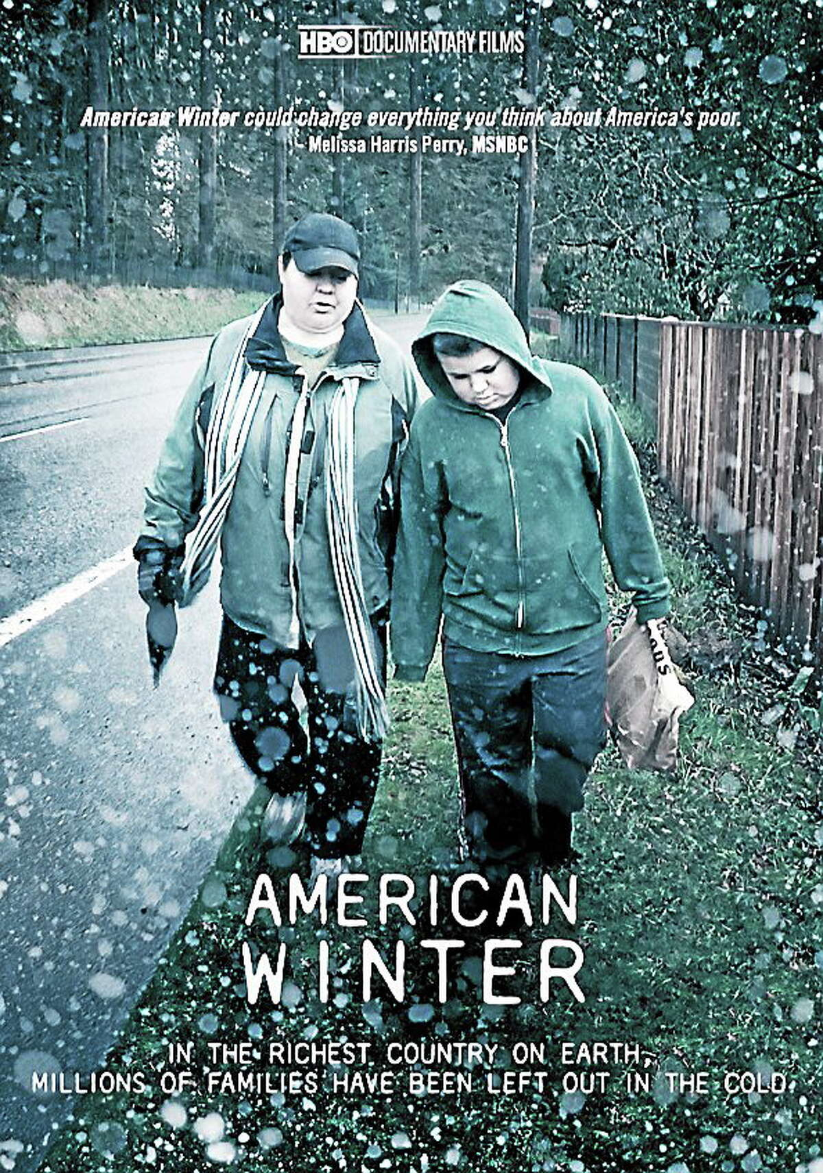 """The Middlesex County United Way will screen the film """"American Winter"""" along with a panel discussion with Emmy award-winning filmmaker Harry Gantz in Middletown on April 7."""