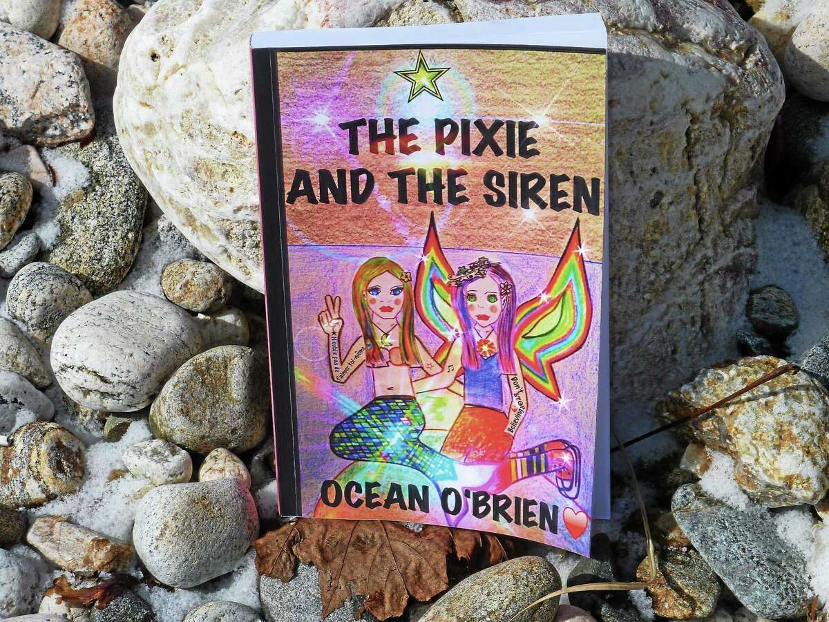 Elizabeth (Betsy) O'Brien-Dietz of Old Saybrook is the author of a new book.