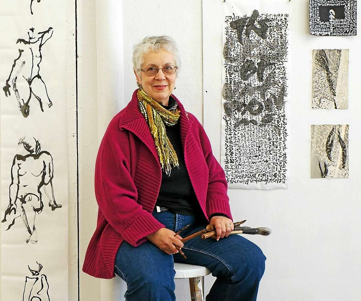 Contributed photo Artist Judith Barbour Osborne's show will be held at Chester Village West in Chester.