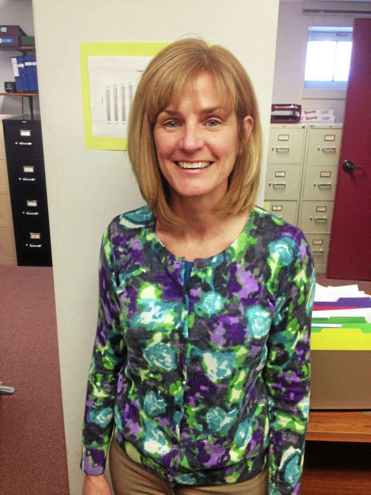 Portland's new assessor, Gail M. Pititto.