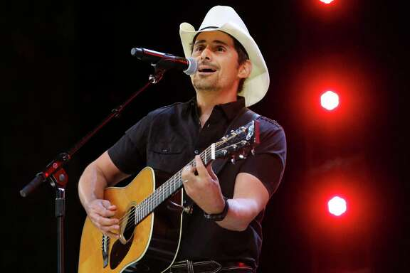 Brad Paisley says years of writing humorous songs has prepared him for his first TV comedy special.
