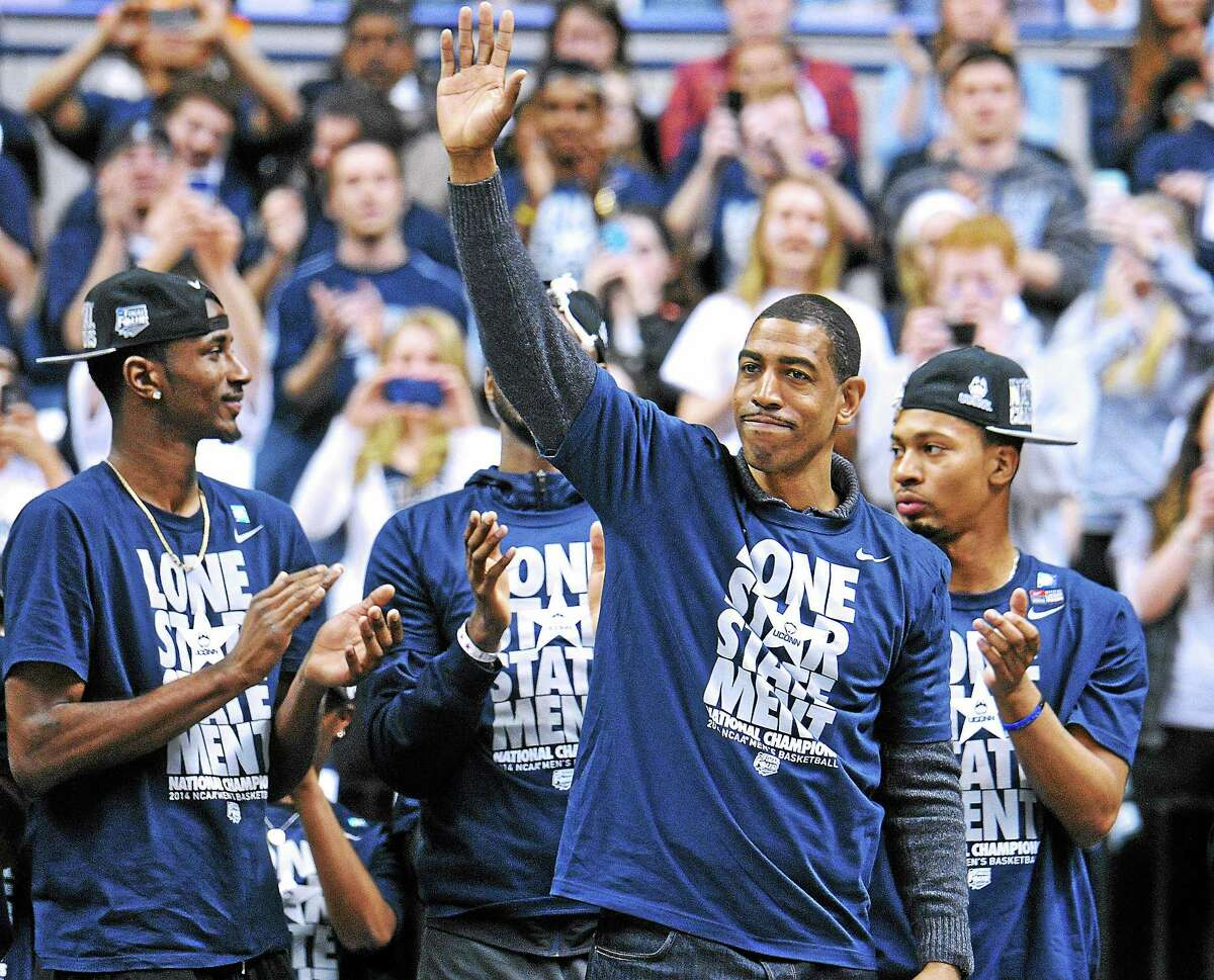 UConn coach Kevin Ollie and his staff are hitting the recruiting trail this month to search for future Huskies.