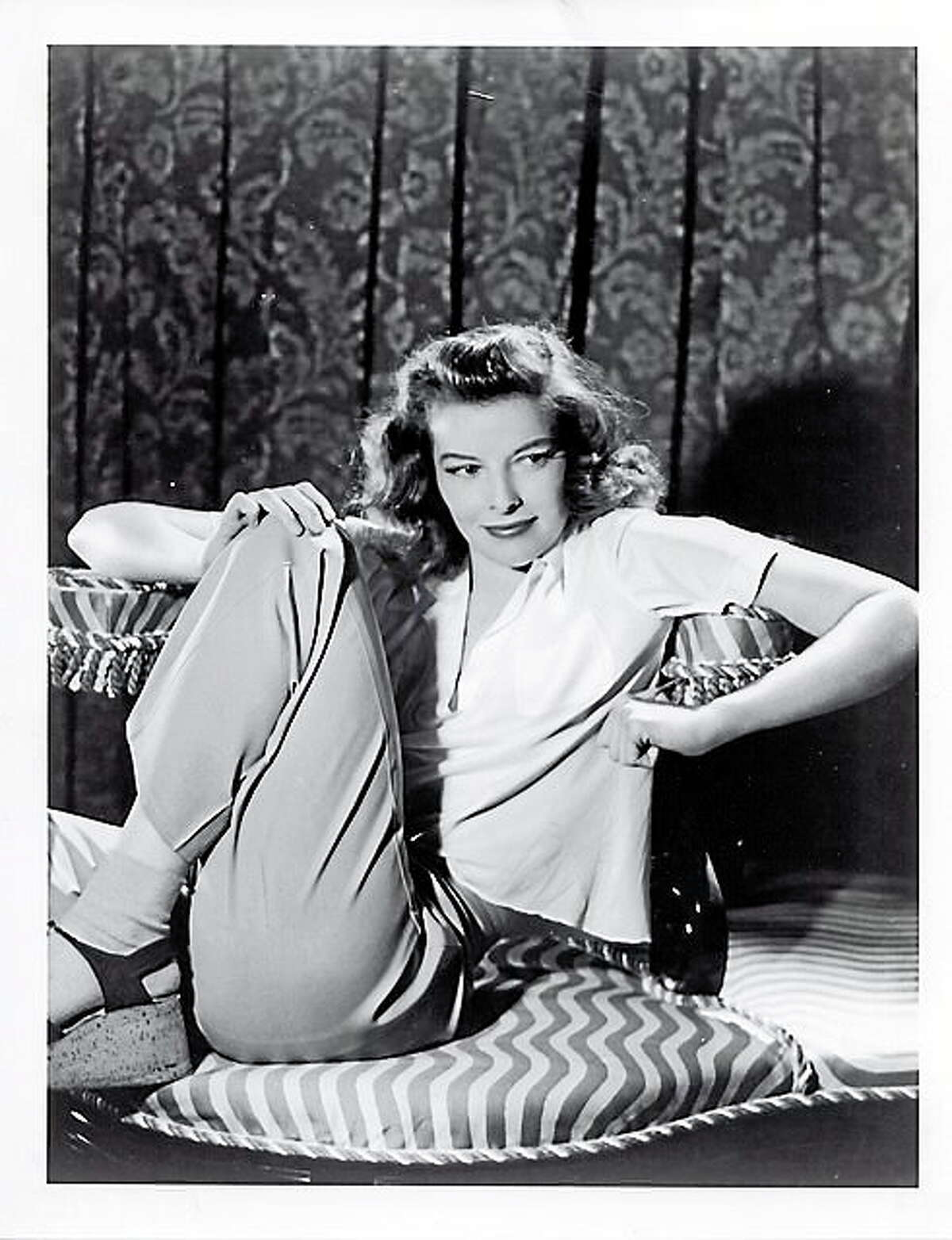 All rights reserved, CT Historical Society Katharine Hepburn: Dressed for Stage and Screen, opens April 11 in Hartford, featuring the First Lady of Cinema's photographs and clothing from her memorable films.