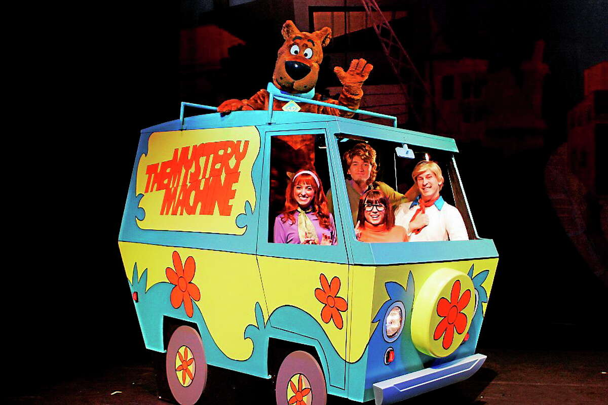 Submitted photo Scooby-Doo Live 2 Scooby-Doo Live! is coming to the Palace Theater in Waterbury.