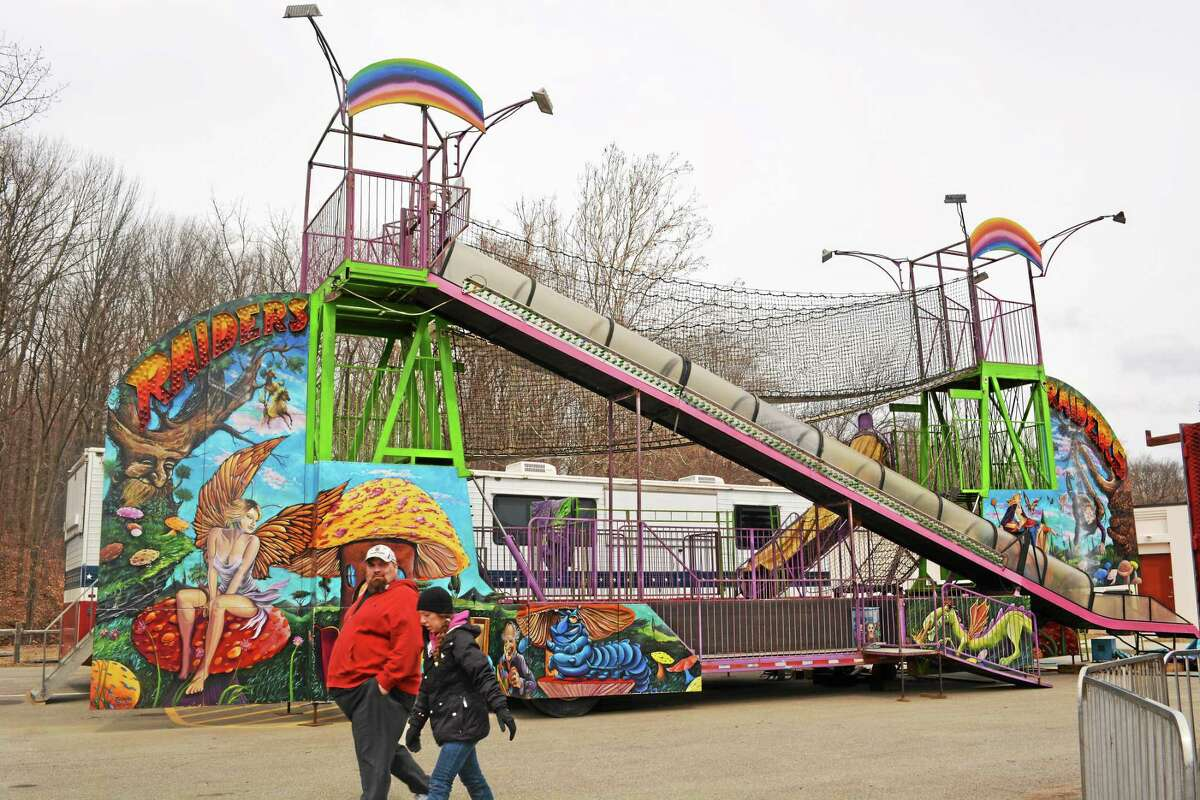 Coleman's Carnival opens Friday at Palmer Field in Middletown.