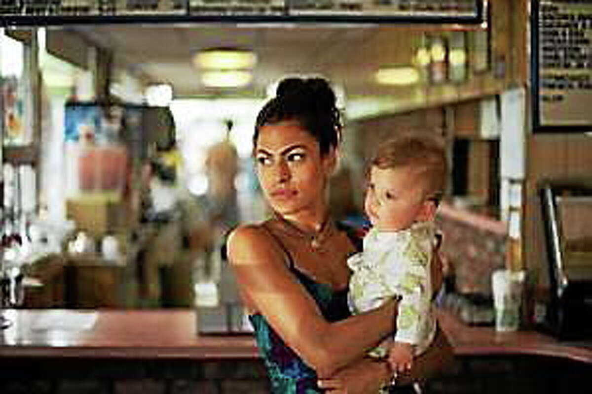 """Eva Mendes in """"The Place Beyond the Pines."""""""