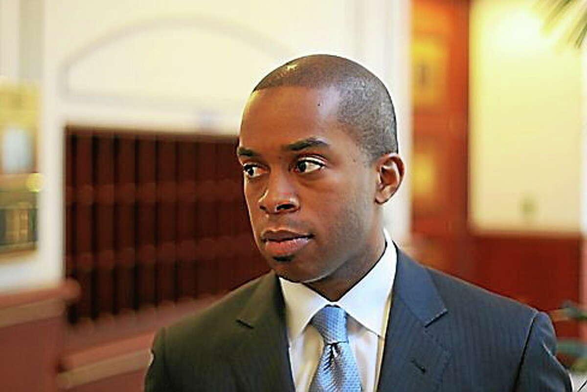 Pastor Eldren Morrison.