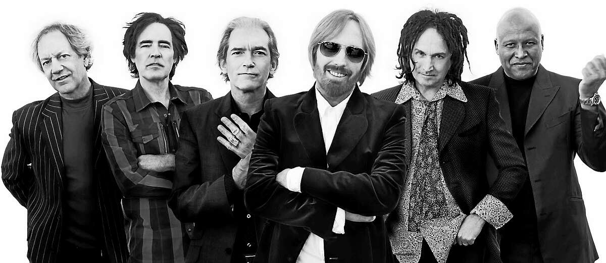 Submitted photo - Tom Petty and the Heartbreakers Tom Petty & the Heartbreakers along with special guest Steve Winwood are set to perform at the XL Center in Hartford on Saturday, Sept. 13.