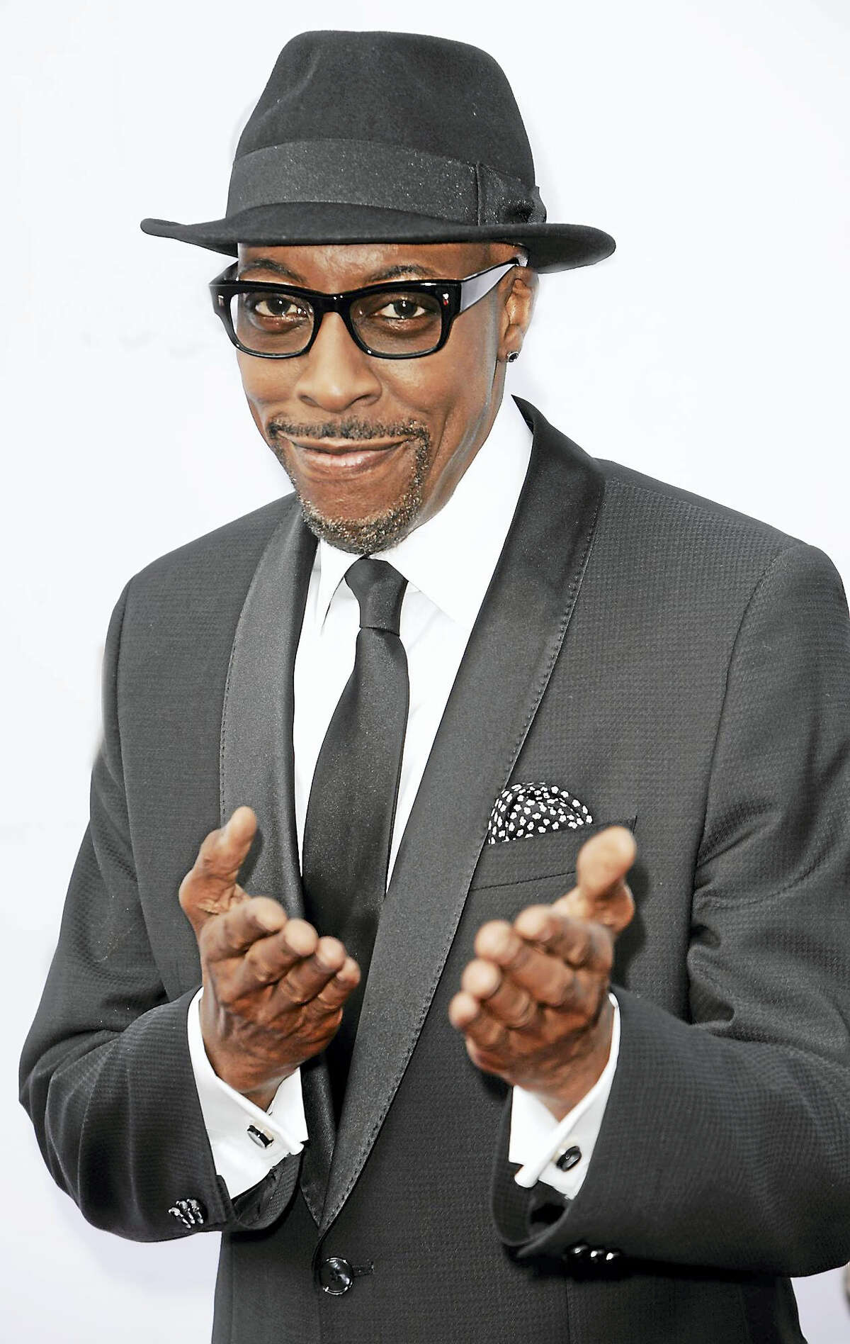 Contributed photoArsenio Hall performs at Foxwoods Jan. 16.