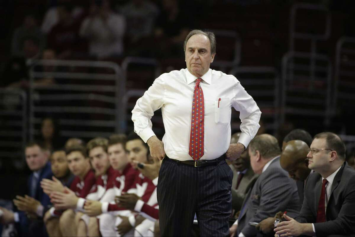 Fran Dunphy and Temple will take on UConn on Wednesday.