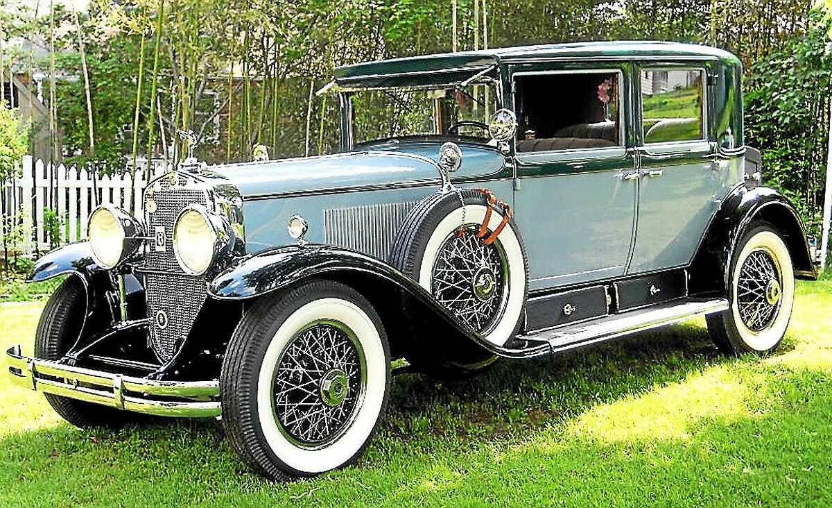 The 1929 Cadillac connected to the Lindbergh infant kidnapping will be shown.