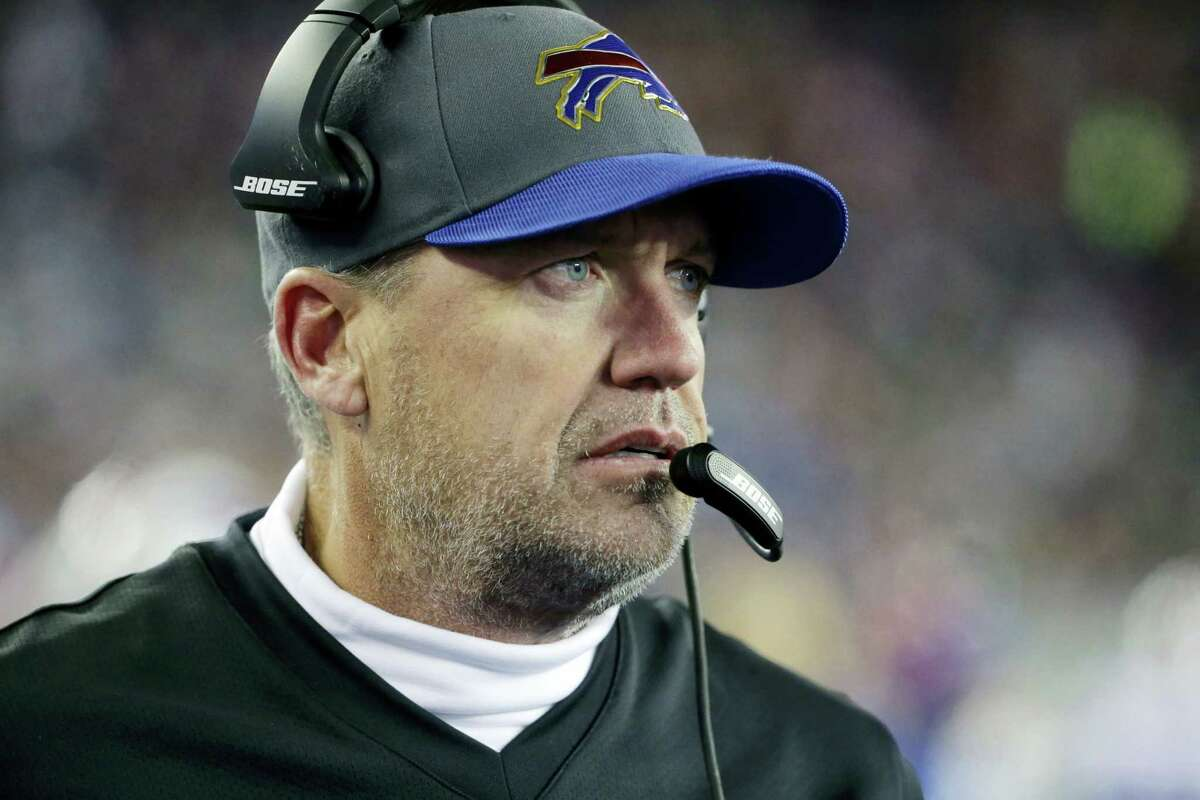 Rex Ryan will be facing his former team in Week 17 when the Bills host the Jets.