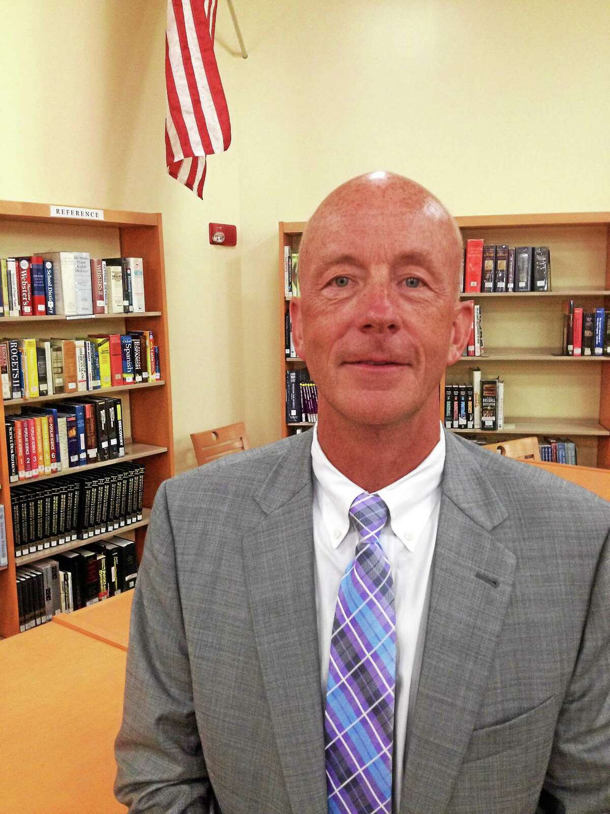 Philip O'Reilly is the schools superintendent in Portland.