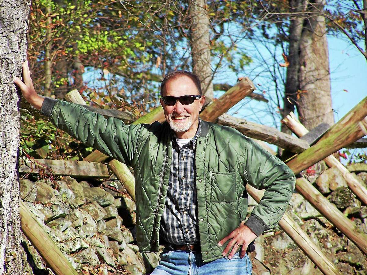 """Courtesy photo Bob Angelovich, a Torrington native, is the author of a book on Connecticut's First Cavalry, """"Riding for Uncle Samuel."""""""