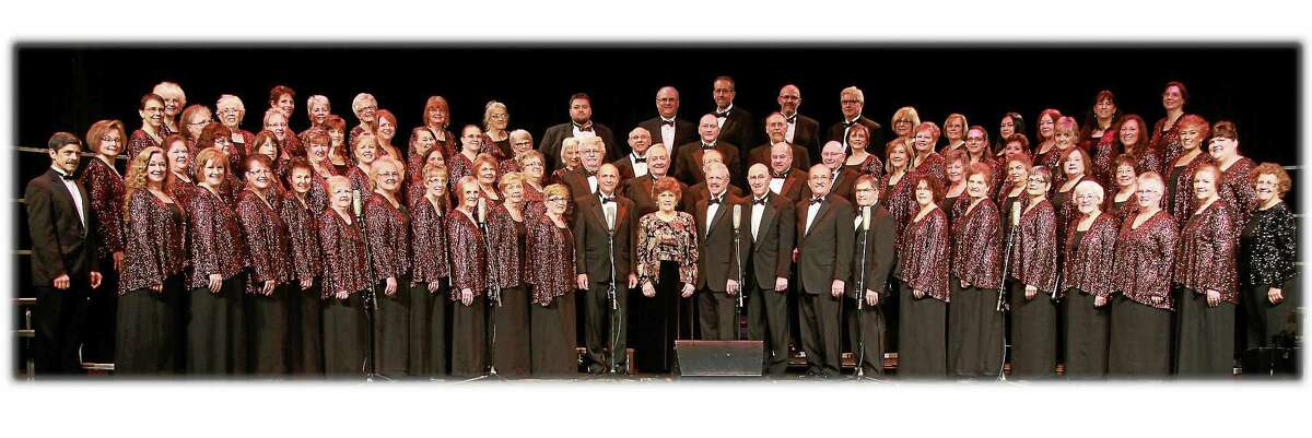 Contributed photo The Middlesex Hospital Vocal Chords are preparing for their annual spring concert.