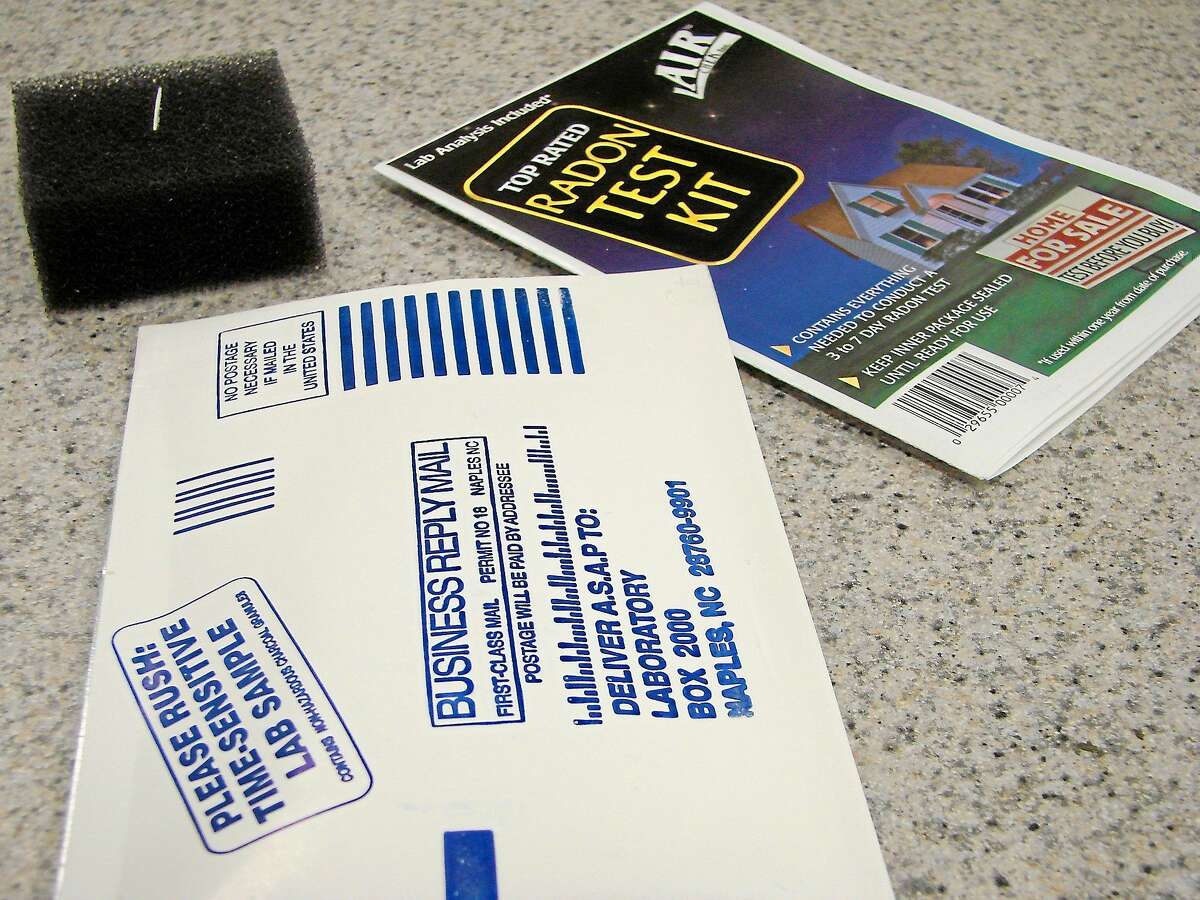 The city of Middletown has a limited supply of free radon test kits available for residents in the health department at city hall.