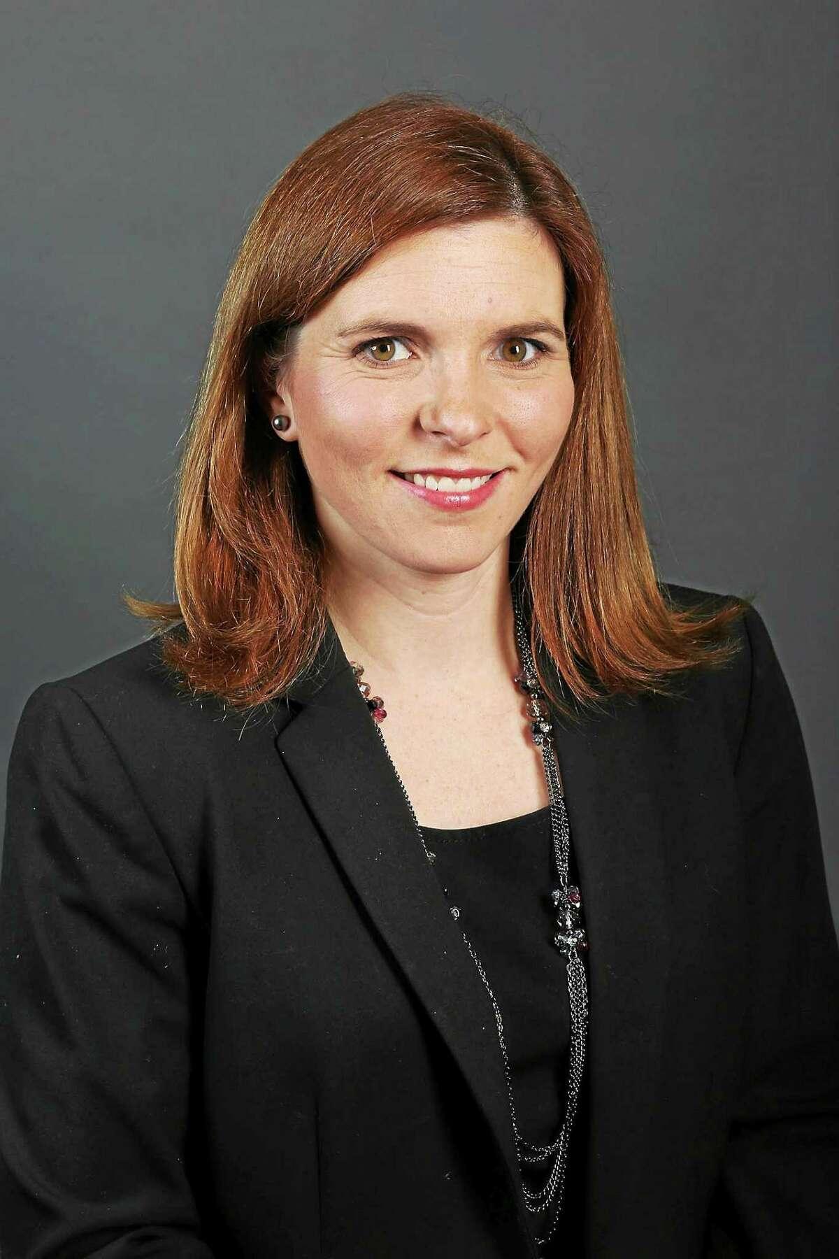 Alyssa Goduti of Cromwell recently completed Hartford's community-based leadership development program.