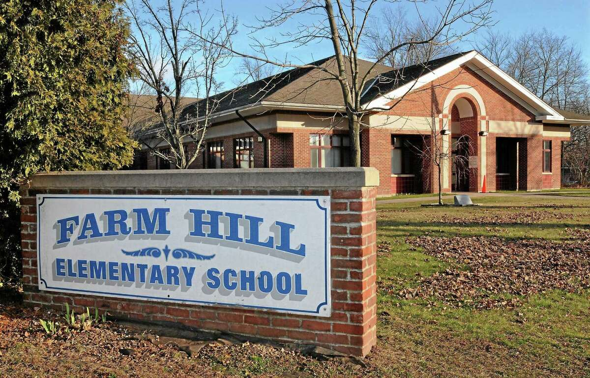 Farm Hill Elementary School is one of the school that the Middletown school board is considering for redistricting because of racial imbalance, underenrollment and capacity issues.