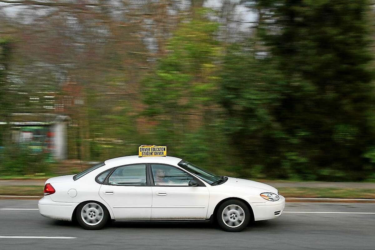 Drive-only license applicants must take an eight-hour driving course before they can take the road test and get a license.