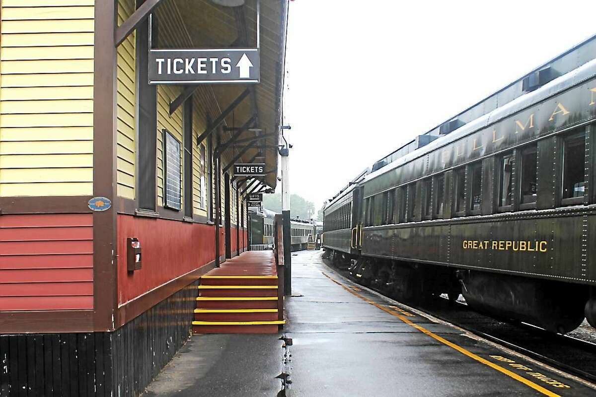 The Essex Steam Train had 160,000 passengers last year along the Connecticut Valley Railroad, which is run by the state Department of Energy and Environmental Protection.