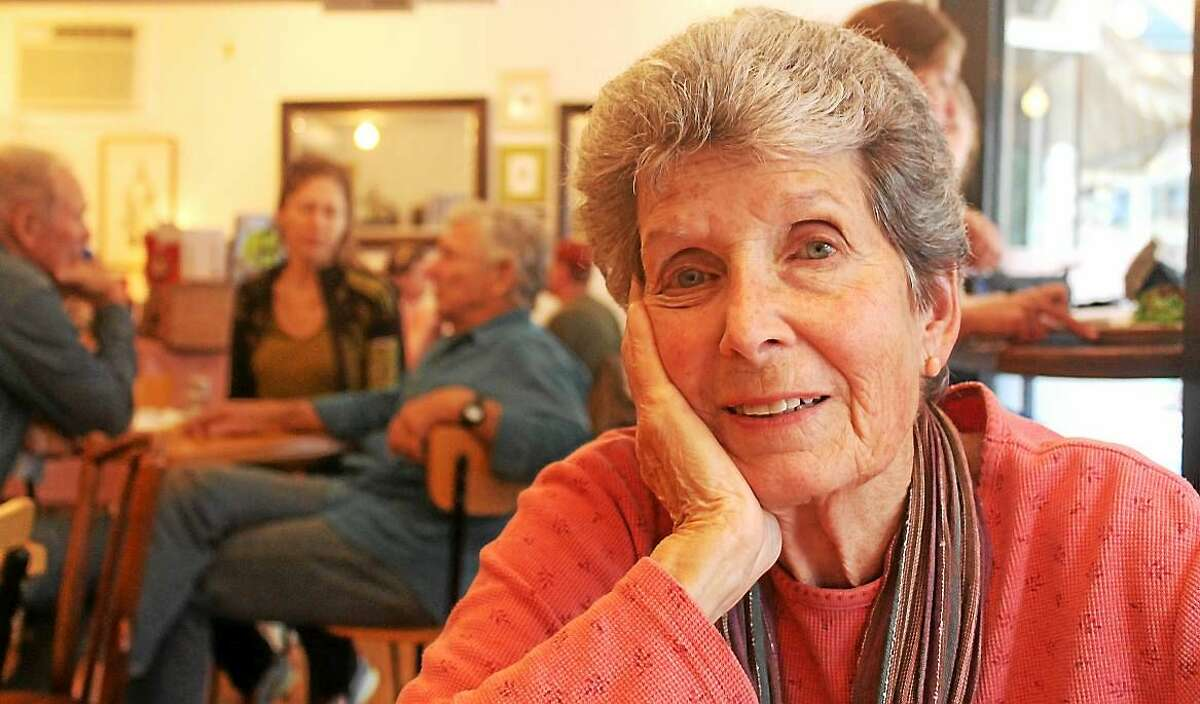 Nancy Smith of Chester, 82, is working on the oral history project at Wesleyan University in Middletown, where she was the former editor of the alumni magazine.