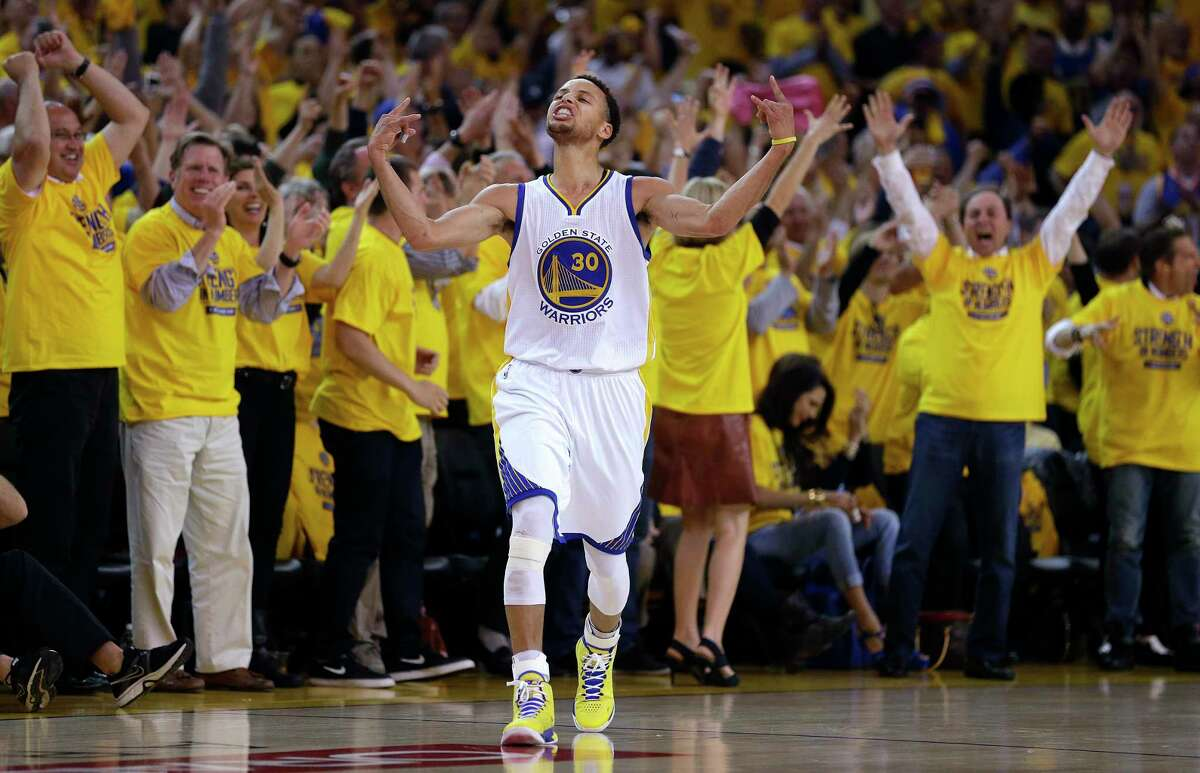 Stephen Curry has been named The Associated Press 2015 Male Athlete of the Year.