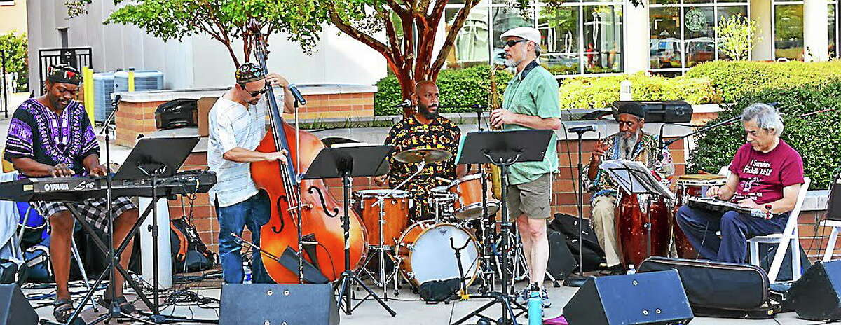 The Afro-Semitic Experience plays July 22 as part of Middletown's Summer Sounds concert series at Harbor Park.