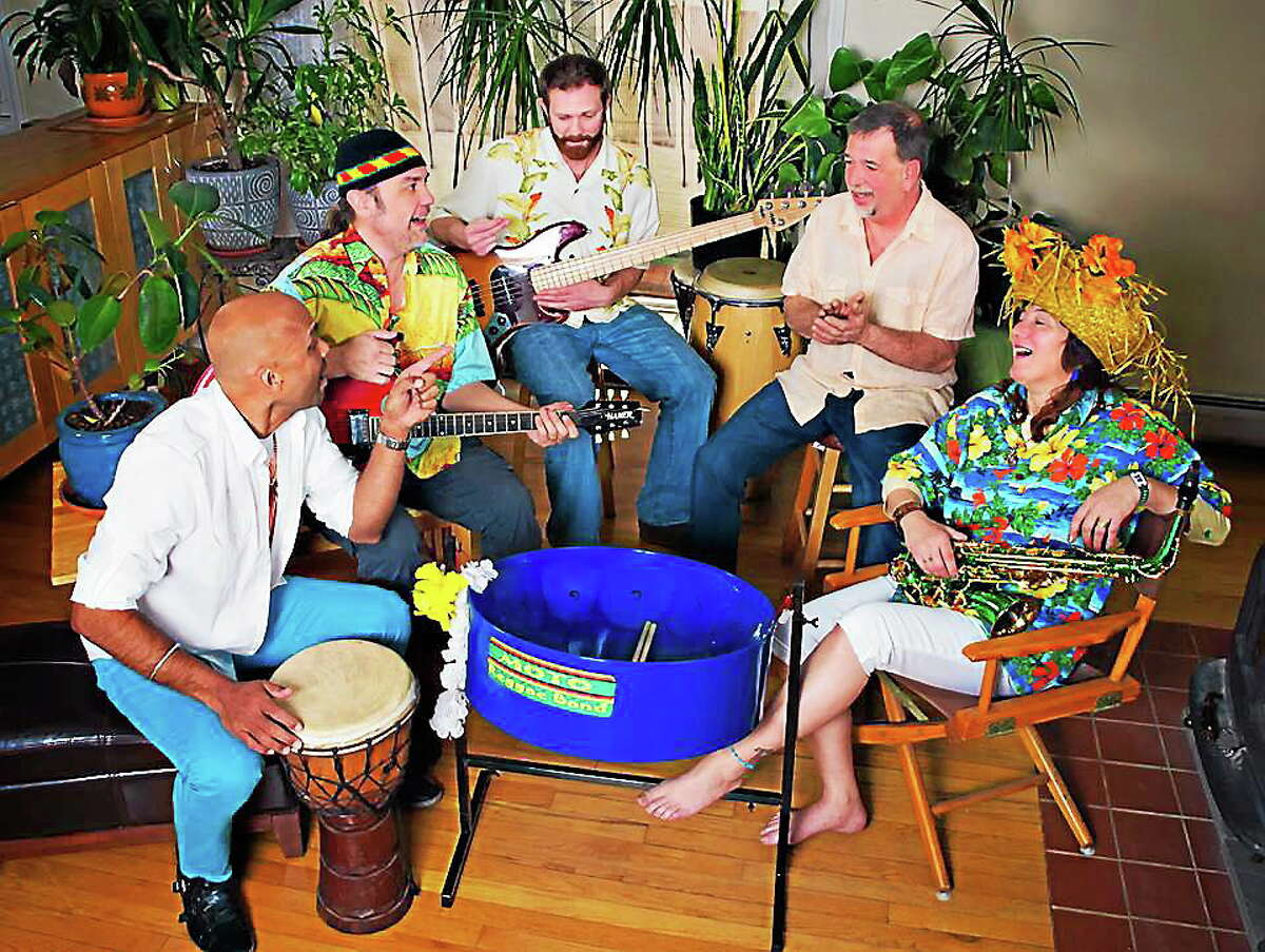 The Moto band will play reggae and Caribbean music July 15 at Middletown's Harbor Park as part of the city's Summer Sounds concert series.