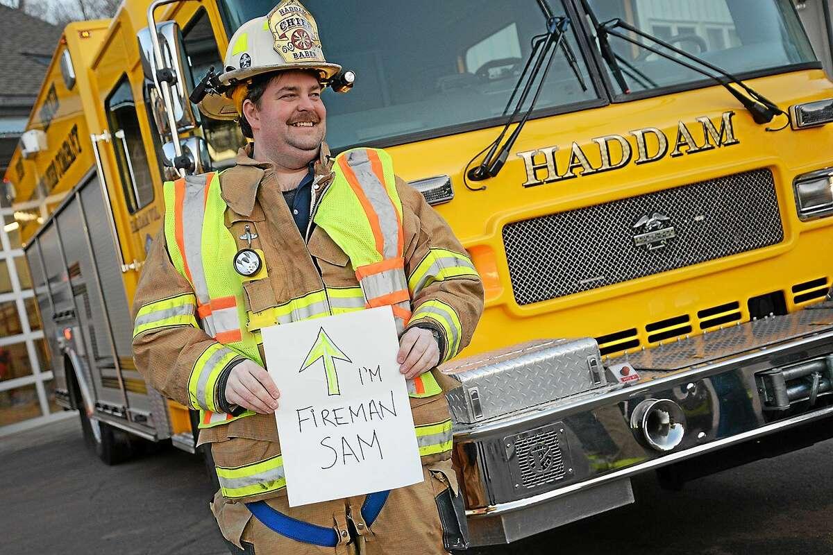 Photos by Olivia Drake Haddam Volunteer Fire Company