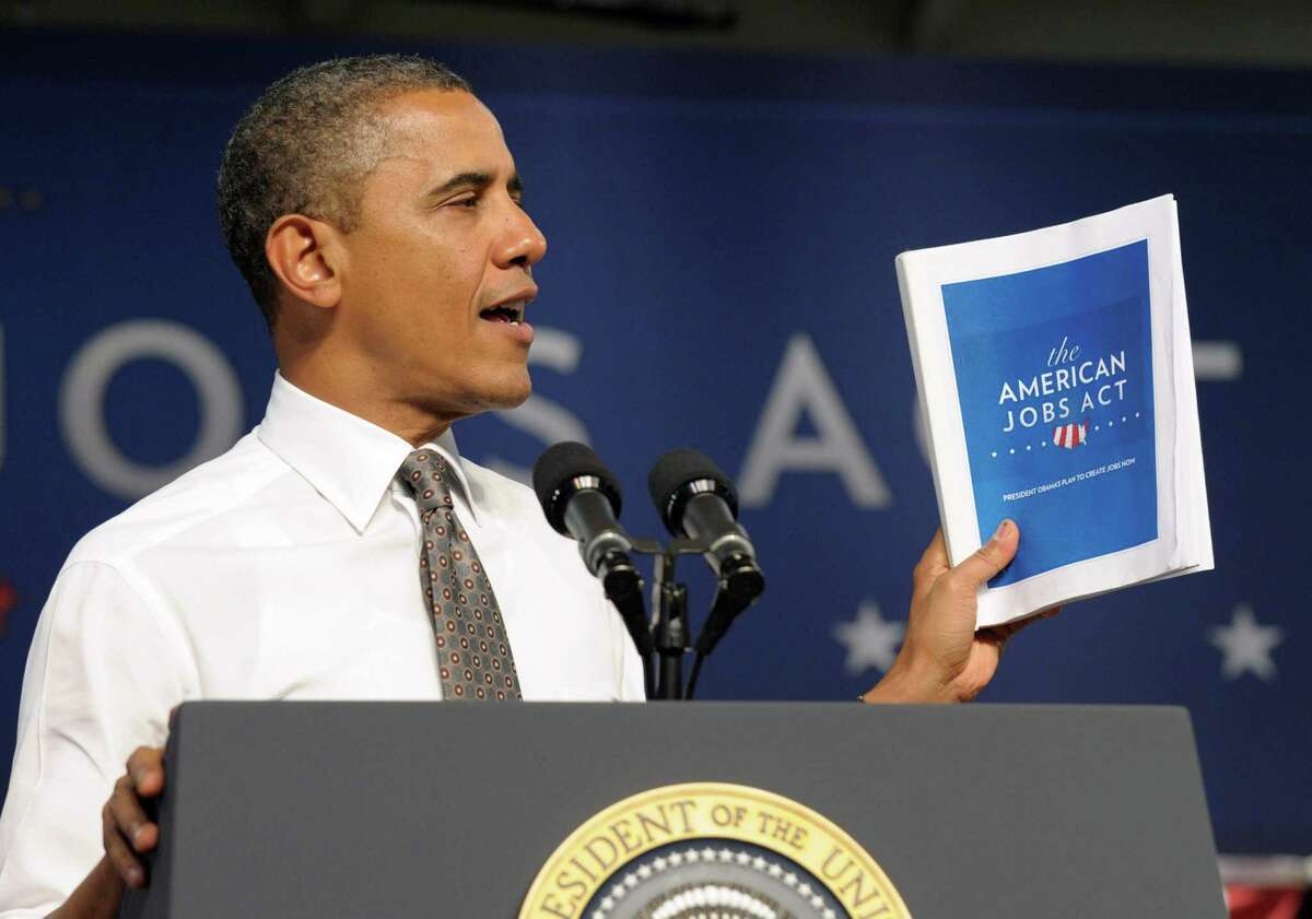 President Barack Obama speaks at Eastfield College in Mesquite, Texas in this file photo.