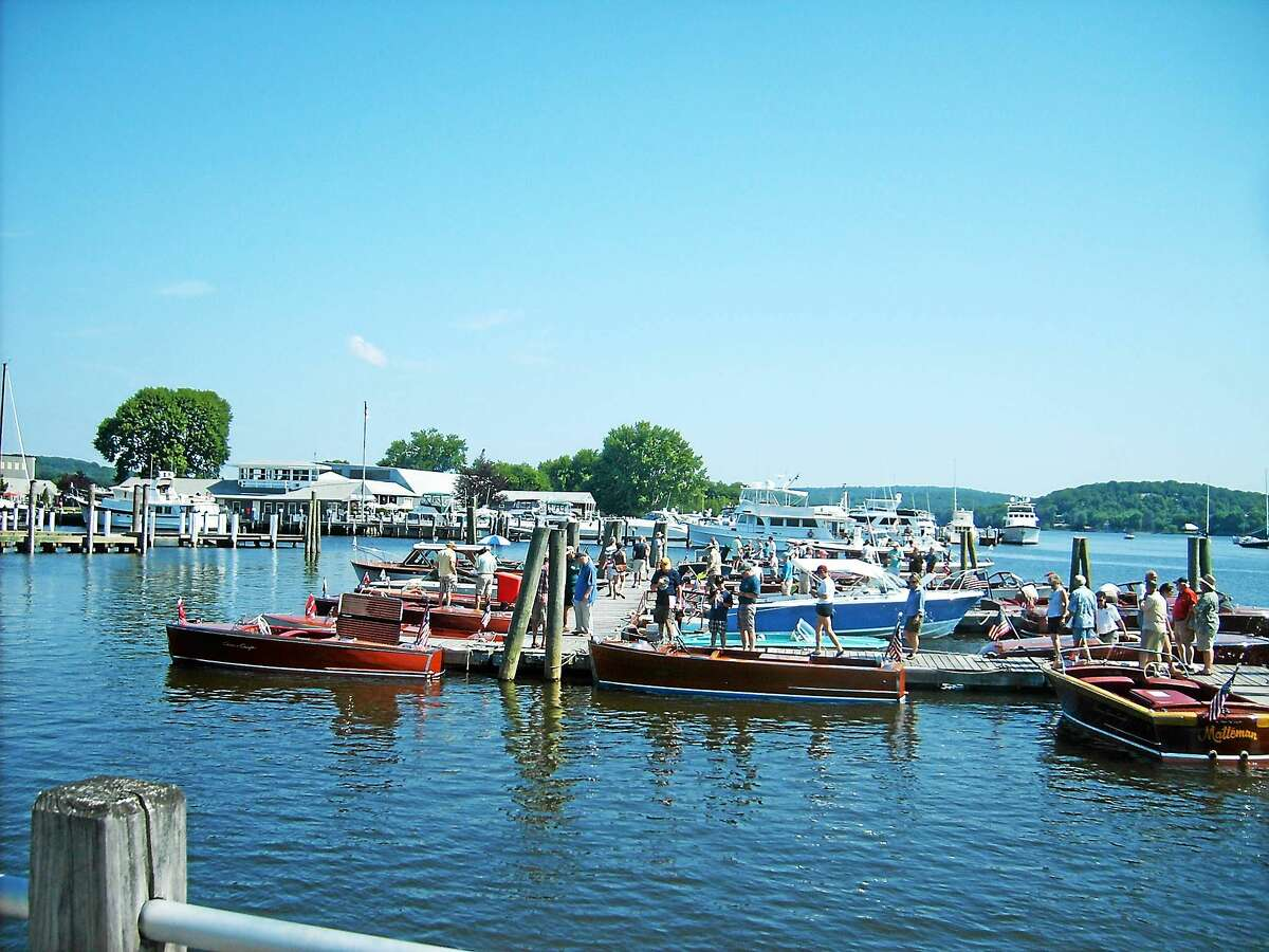 The heritage of wooden boats comes to life on the docks of the Connecticut River Museum.