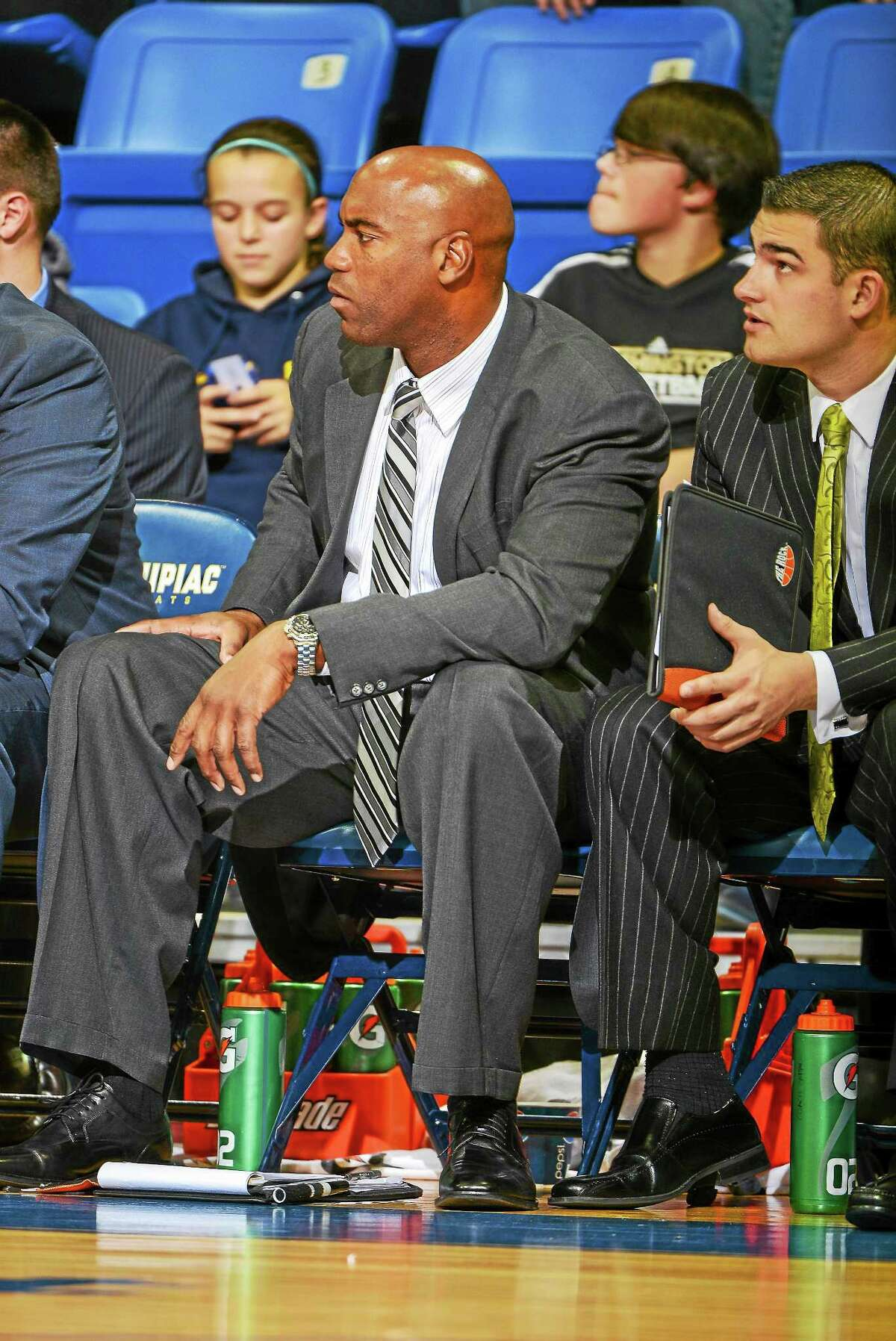 Hamden native and Quinnipiac assistant coach Scott Burrell is expected to be the next Southern Connecticut State men's basketball head coach.