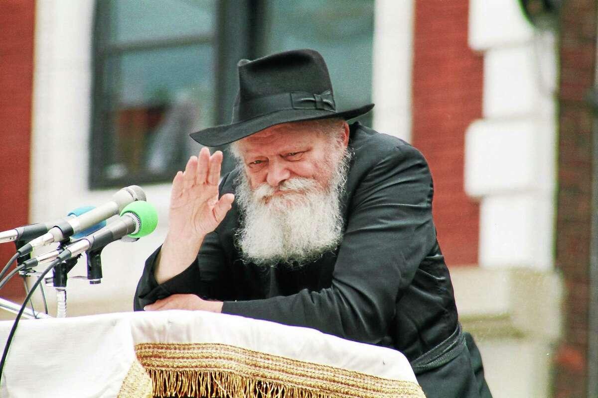 The late Rebbe, Rabbi Menachem Mendel Schneerson (contributed photo)